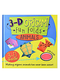 Origami Fun-Folders: Animals