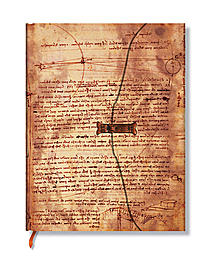 Leonardo's Sketches Journals