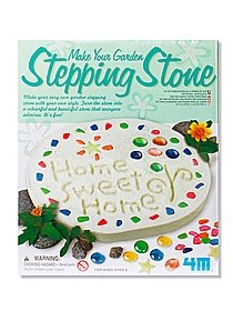 Make Your Own Garden Stepping Stone