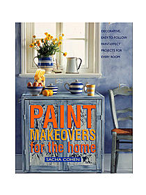 Paint Makeovers for the Home each
