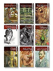 Postcards 4 in. x 6 in. Vintage Travel Posters
