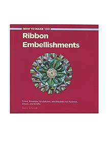 How to Make 100 Ribbon Embellishments each