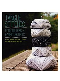 Zentangle Stitches for Quilters and Fabric Artists