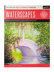 How To Series: Oil & Acrylic Waterscapes