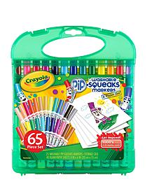 Pip-Squeaks Washable Markers Kit
