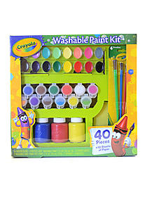 Washable Paint Kit