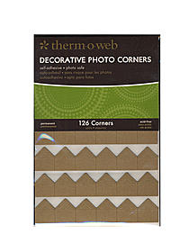 Decorative Photo Corners