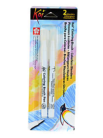 Koi Coloring Brush - Colorless Blenders