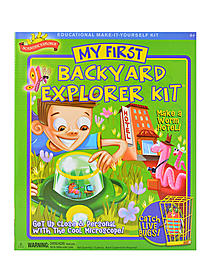 My First Backyard Explorer Kit