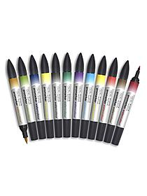 Water Colour Markers Sets