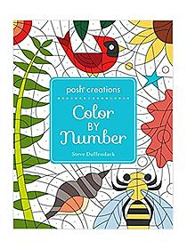 Posh Coloring Books