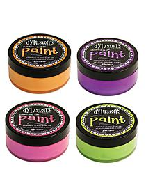 Dylusions Paint 2 fl. oz. jar lemon zest 17156