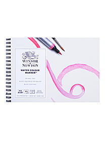 Water Colour Marker Spiral Pad