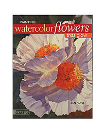 Painting Watercolor Flowers that Grow