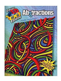 3-D Coloring Book My First Animal Mandalas 45462