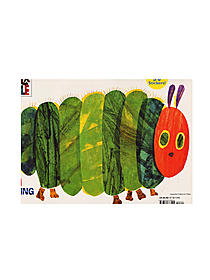 World of Eric Carle Big Coloring Book