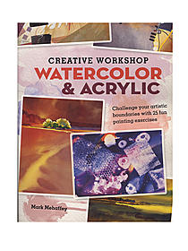 Creative Workshop Watercolor & Acrylic