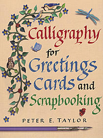 Calligraphy for Greeting Cards & Scrapbooking