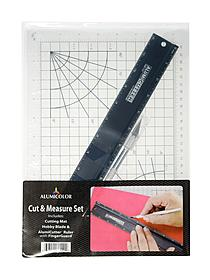 Cut and Measure Set