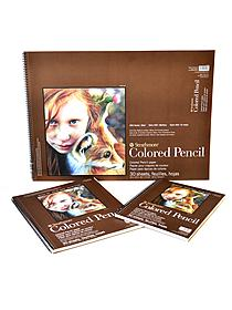 400 Series Colored Pencil Pad