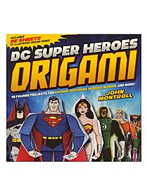 DC Super Heroes Origami each