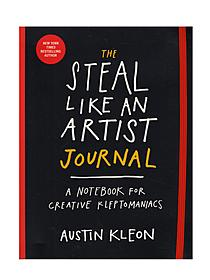 The Steal Like an Artist Journal each