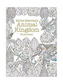 Animal Kingdom: 50 Postcards each