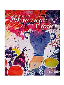 The Magic of Watercolour Flowers each 24171