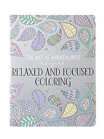 The Art of Mindfulness Coloring Books Serene and Tranquil Coloring