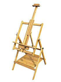 PECOS Solid Bamboo Easel