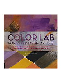 Color Lab for Mixed-Media Artist each