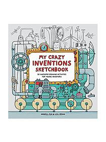 Image of My Crazy Inventions Sketchbook each