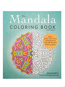 The Mandala Coloring Book Volume 1