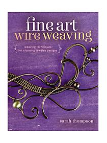 Fine Art Wire Weaving each