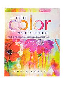 Acrylic Color Explorations each