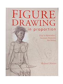 Figure Drawing in Proportion each