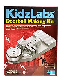 KidzLabs Doorbell Making Kit each