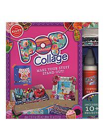 Pop Collage each