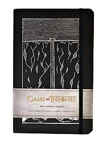 Game of Thrones Hardbound Journal Volar Morghulis 192 pages, lined 7.5 in. x 4.5 in.