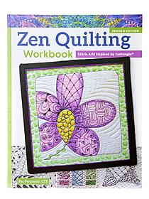 Zen Quilting Workbook 5548 each