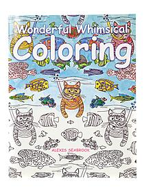 Wonderful, Whimsical Coloring each