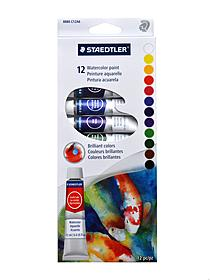 Watercolor Paints set of 24