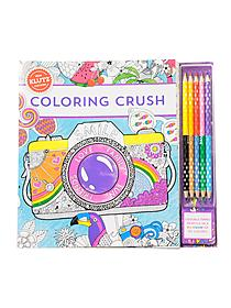 Coloring Crush each