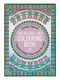 The Big Chill-Out Colouring Book each