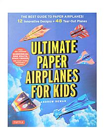 Ultimate Paper Airplanes for Kids each