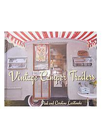 Vintage Camper Trailers each