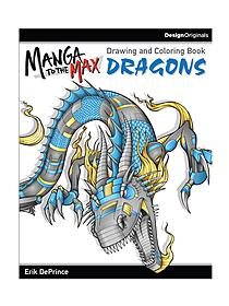 Manga to the Max Series dragons