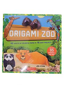 Origami Zoo Kit each 38673