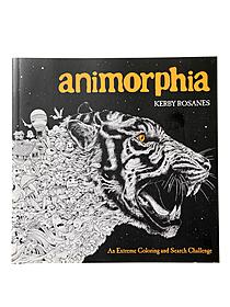 Animorphia: An Extreme Coloring & Search Challenge each