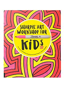 This treasure trove of drawing and crafts projects features Sharpie markers, an incredible versatile art tool with rich color and bold lines that bring out the best in kids' creations. Sharpie Art Workshop for Kids includes an overview of different types of markers, the surfaces you can create on, essential tips and techniques, and features 30 all-new fun and inspired projects that let kids create their own art and craft masterpieces with minimal supervision. Each project features step-by-step instructions supported by detailed photos to make following along easy. You'll also find ideas for working with classrooms and groups, full-sized templates, and instructions for how adults can help. Let your imagination leave its markAuthor: Kathy Bar